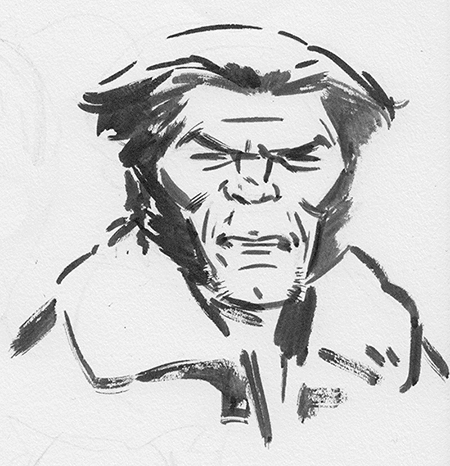 X-Men Sketchbook